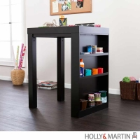 Holly & Martin Naples Bistro/Desk-Black