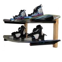 Del Sol Racks Wakeboard Level storage - 2