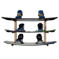 Del Sol Racks Wakeboard Level storage - 3
