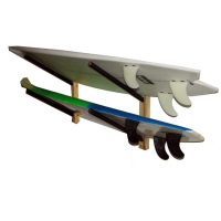 Del Sol Racks Surfboard Angled storage - 2