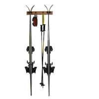 Del Sol Racks Vertical Ski storage - 2