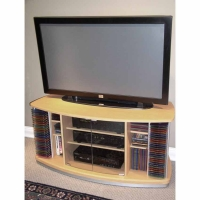 4D Concepts Home Entertainment Stand