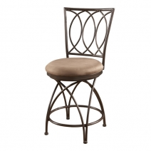 Powell Big & Tall Metal Bar Stool