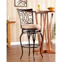 SEI Maguire Swivel Stool - 2 Heights