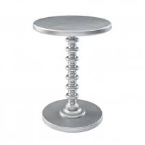 Powell Round Spindle Table ( 7 Colors )