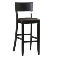 Linon Torino Contemporary Stool - 2 Heights