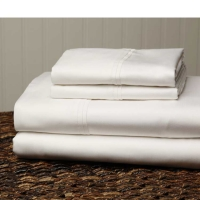 FB Classic White 310 thread Count Sheet Set - 8 Sizes