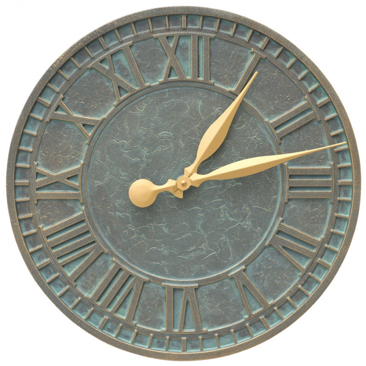 whitehall geneva indoor outdoor wall clock