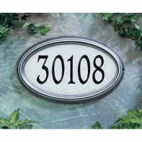 Concord Artisan Stone Standard Wall-Lawn Plaque - Whitehall