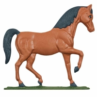 Horse Mailbox Ornament - 2 Colors