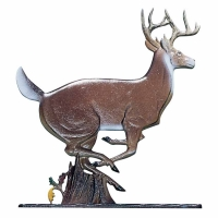Buck Mailbox Ornament - 2 Colors
