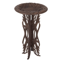 Dragonfly Birdbath and Pedestal