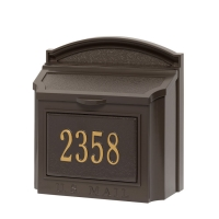 Wall Mailbox Package