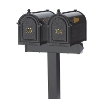 Multi Mailbox Dual Capital Package