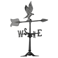 Eagle 24 inch Rooftop Weathervane - Whitehall-QS
