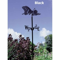 Garden Butterfly Weathervane - Whitehall