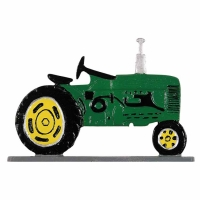 Tractor 30 inch Rooftop Weathervane - Whitehall