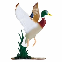Duck 30 inch Rooftop Weathervane - Whitehall