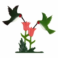 Hummingbird 30 inch Rooftop Weathervane - Whitehall