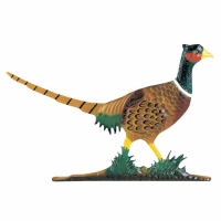 Pheasant 30 inch Rooftop Weathervane - Whitehall