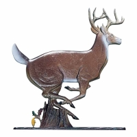 Buck 30 inch Rooftop Weathervane - Whitehall