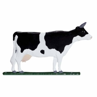 Cow 30 inch Rooftop Weathervane - Whitehall