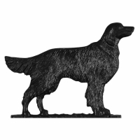 Golden Retriever 30 inch Rooftop Weathervane - Whitehall