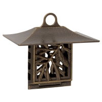 Pinecone Artisan Suet Bird Feeder - Whitehall
