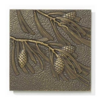 Pinecone Wall Decor - Whitehall