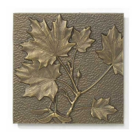 Whitehall Maple Wall Plaque Decor